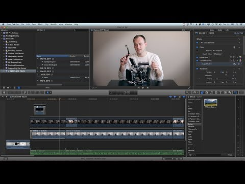 How I Film and Edit My Videos