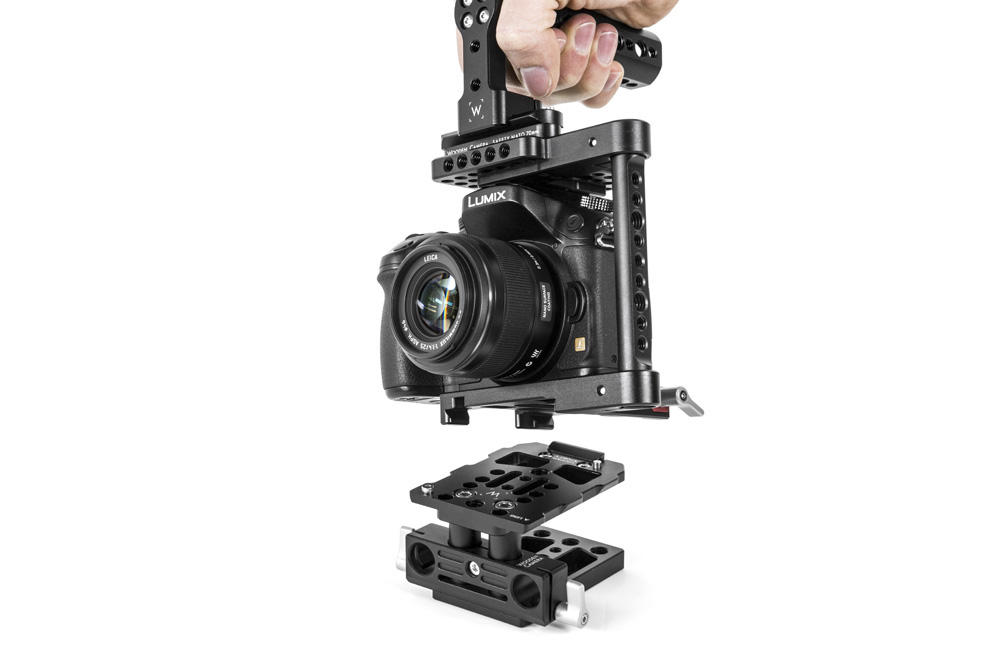 Custom DSLR Cinema Rig