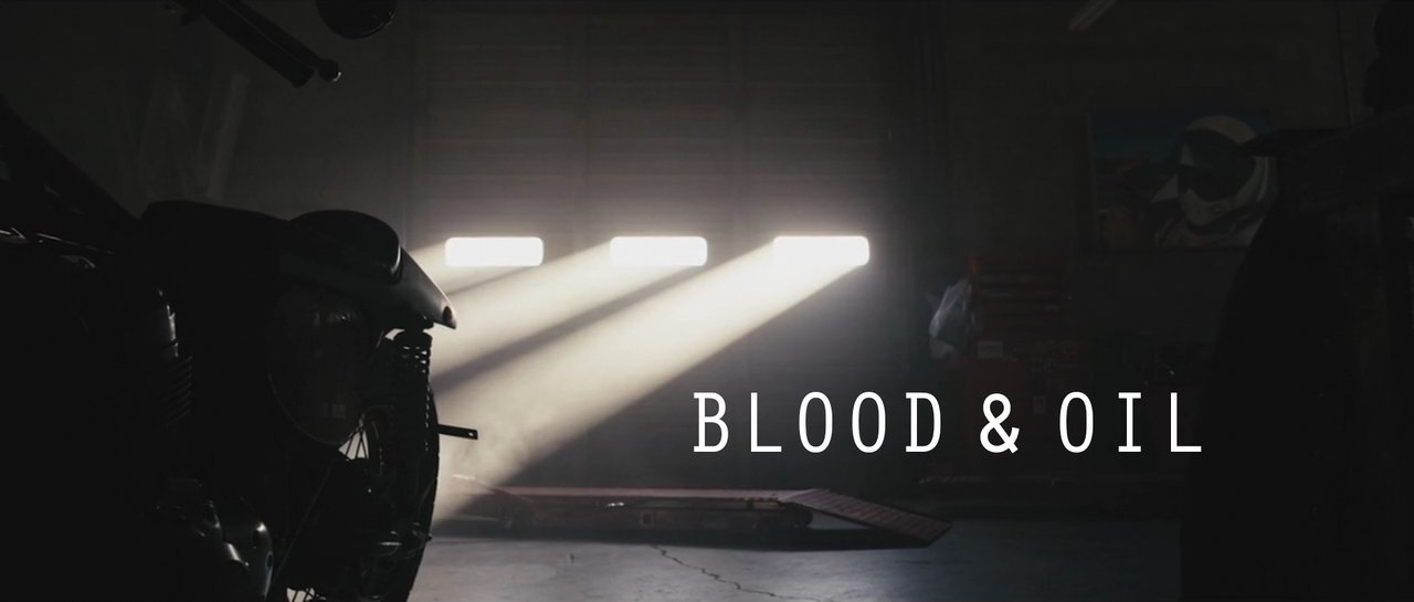 Brilliant Camera Motion and Lighting: BLOOD & OIL