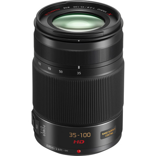 $100 Off Select Panasonic Lenses