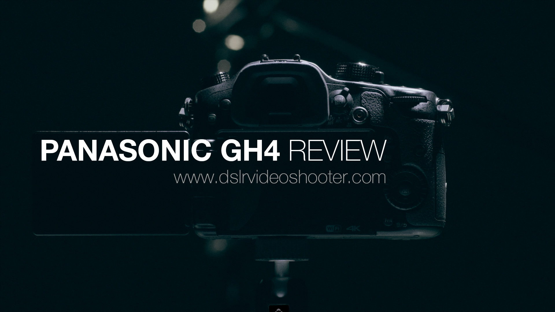 Panasonic GH4 Review