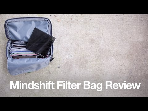 Brilliant Filter Bag for Shooters with Large Filter Collections