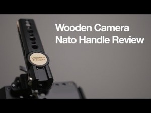 Video thumbnail for youtube video Wooden Camera Nato Handle Kit Review - DSLR Video Shooter