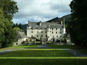 Traquair-House