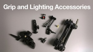 The Studio Part 2: Grip and Lighting Accessories