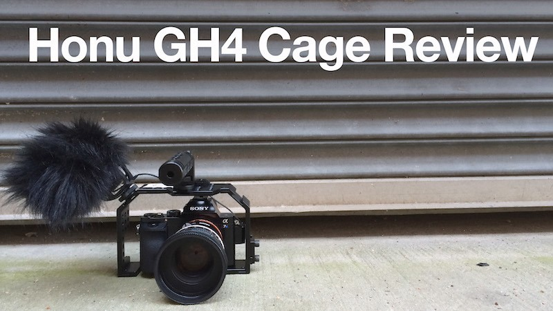 GH3/GH4 Honu Camera Cage from Kamerar