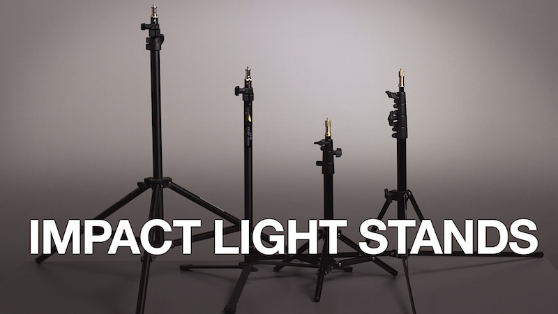 The Studio Part 1: Light Stands