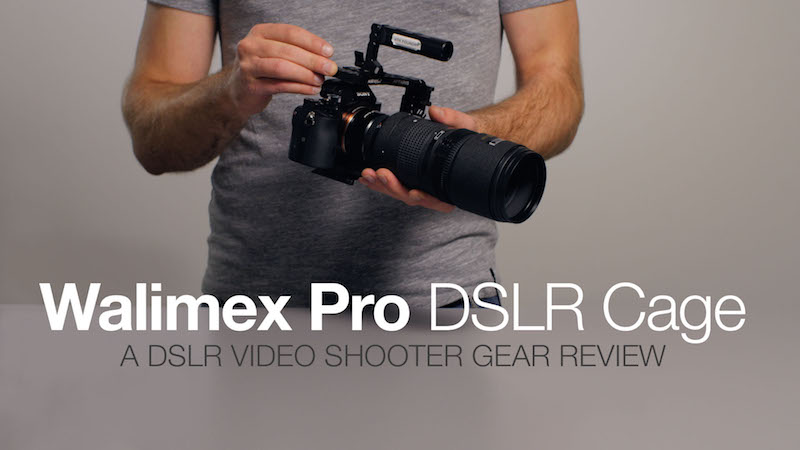 Walimex Pro Universial XL DSLR Cage