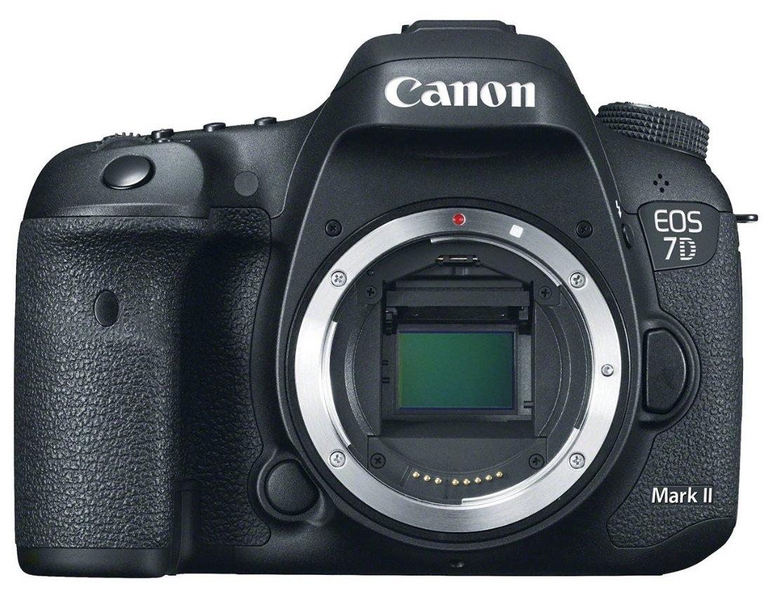 Canon 7D Mark II Officially Announced