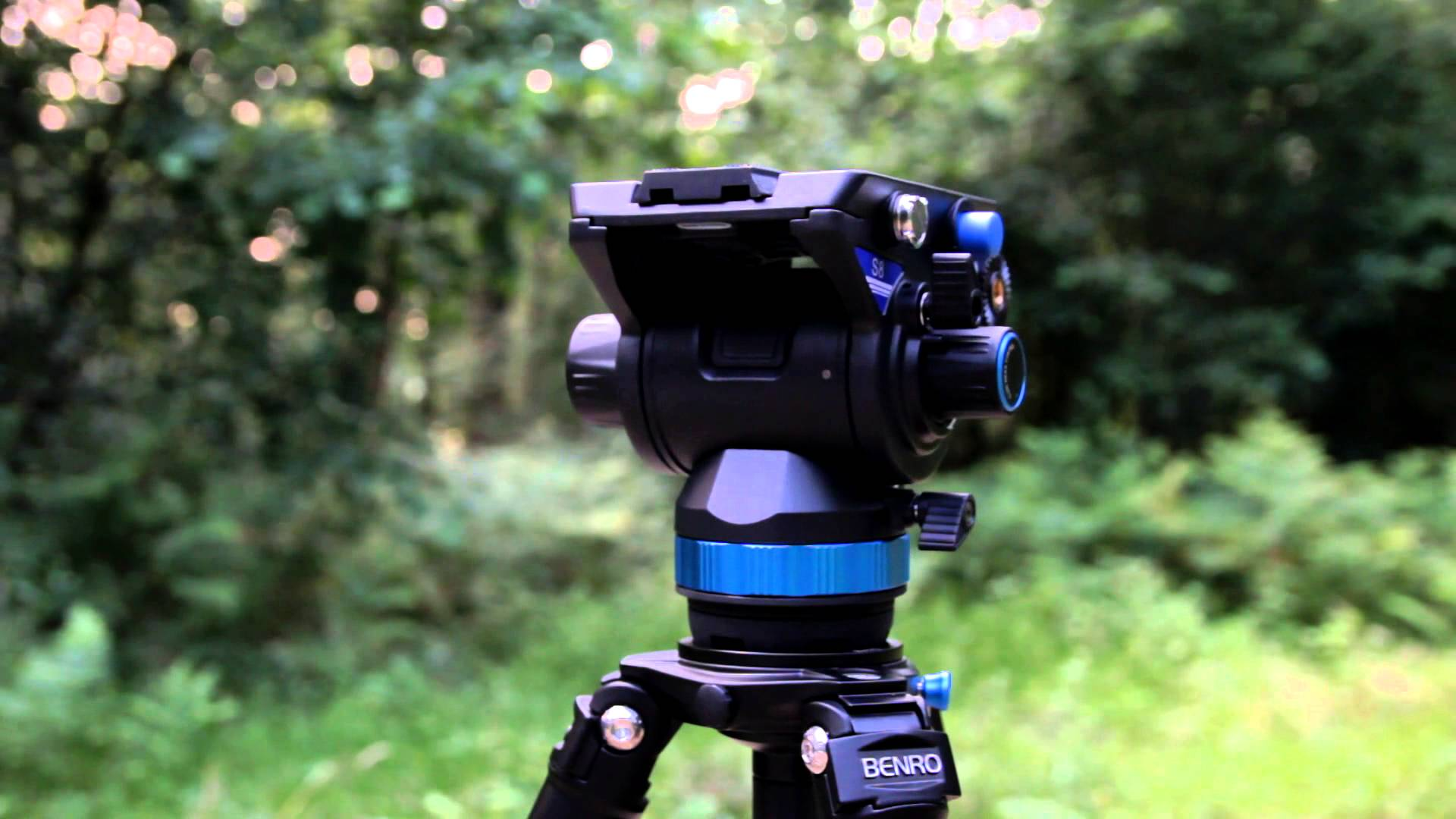 Benro S8 Tripod Review
