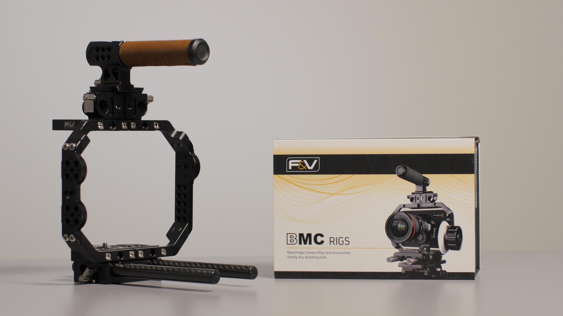 Ended: F&V Camera Cage Giveaway!