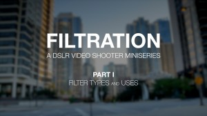 Video thumbnail for youtube video Filters for Video Part I: Filter Types and Uses - DSLR Video Shooter
