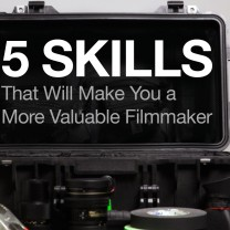 Video thumbnail for youtube video 5 Skills That Will Make You a More Valuable Filmmaker - DSLR Video Shooter