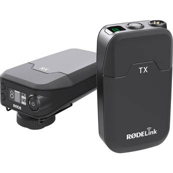 Rode Gets Into the Wireless Game with the RodeLink