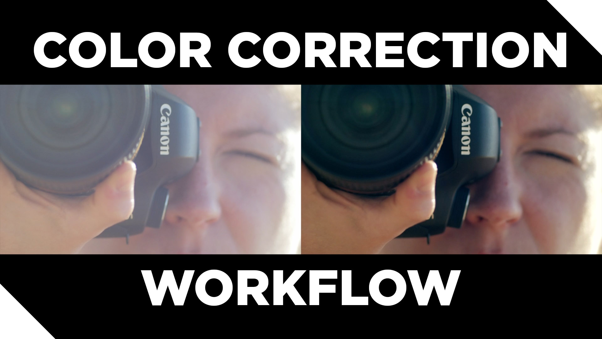 My Color Correction Workflow