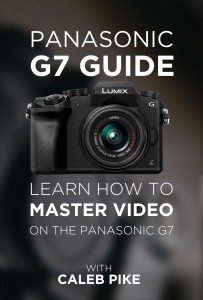 Panasonic G7 Guide Now Available