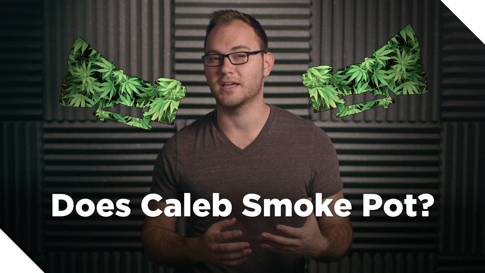 Does Caleb Smoke Pot?