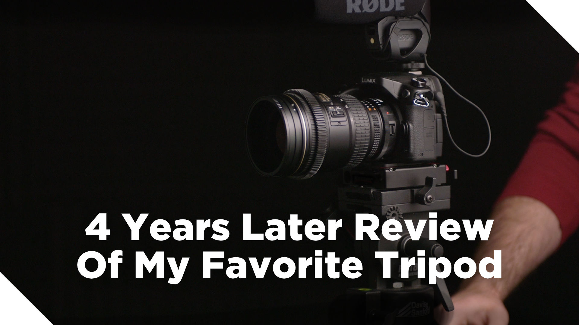 4 Years Later Review of My Favorite Tripod