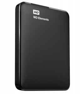 WD 1tb portable videdo
