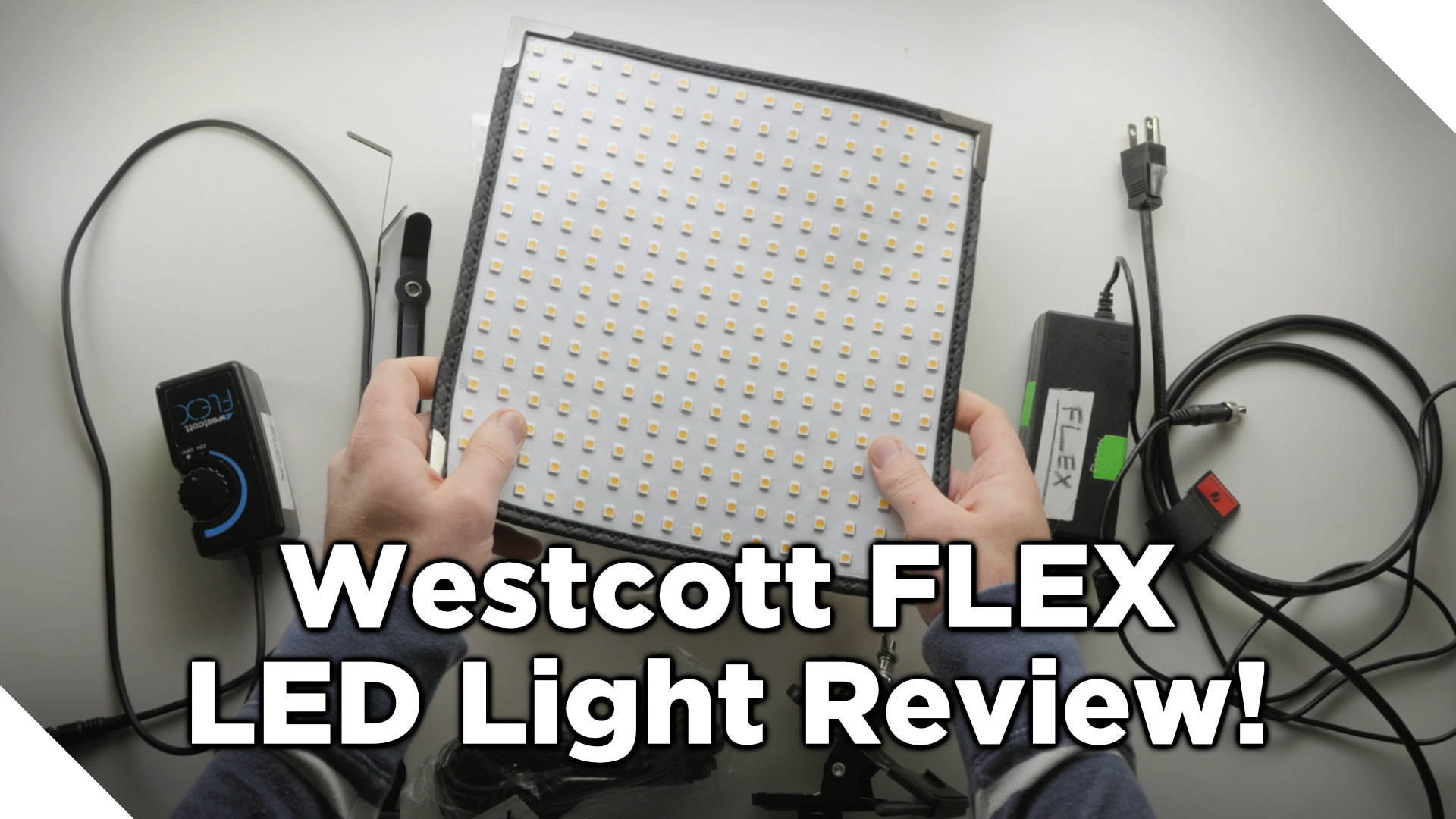 Westcott FLEX LED Light Review