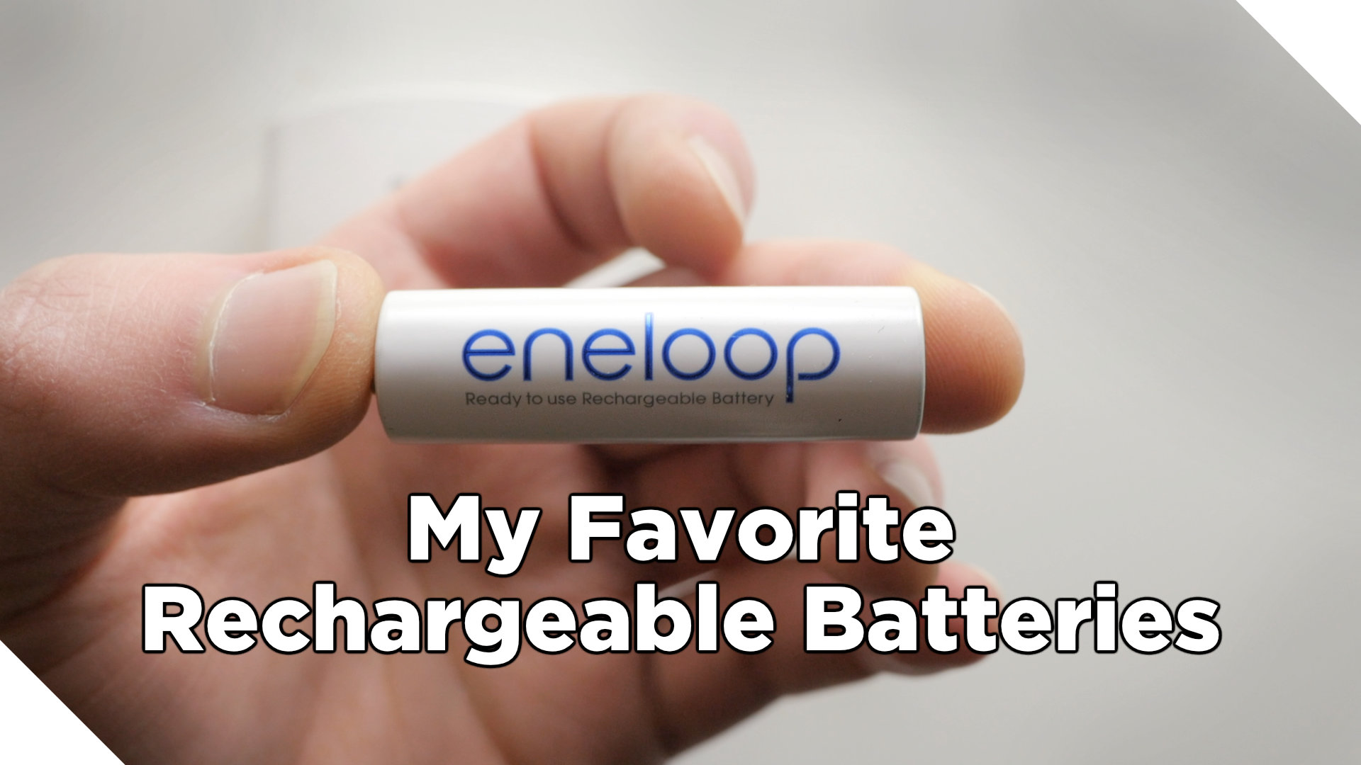 My Favorite Rechargeable Batteries For Video and Photo Gear