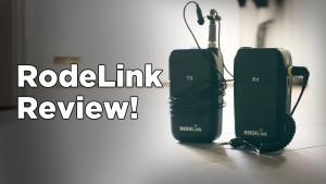 RodeLink Wireless Filmmakers Kit Review