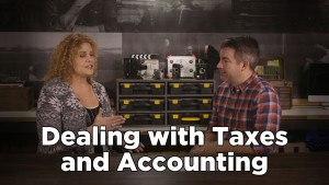 Taxes, Accounting and 15% Off the Corporate Video Guide