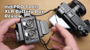 IndiPro Tools XLR Battery Box Review