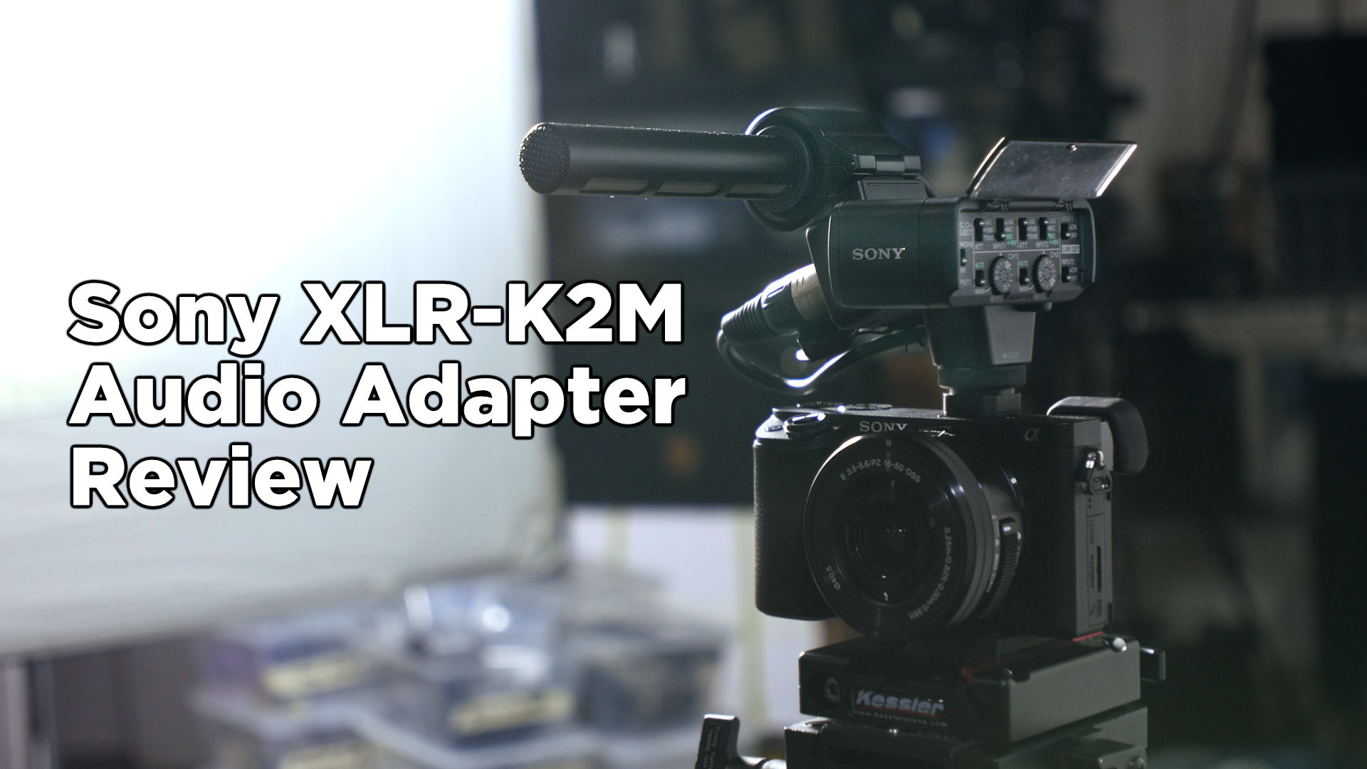 Sony XLR-K2M Audio Adapter Review