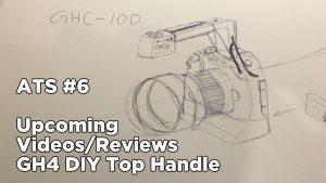 Around the Studio #6: Upcoming Videos, Workbench and DIY Top Handle