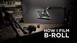 b-roll table