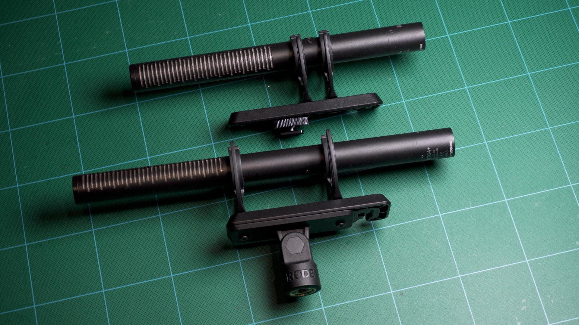 New Rode Microphone Shock Mounts! SM3-R and SM4-R