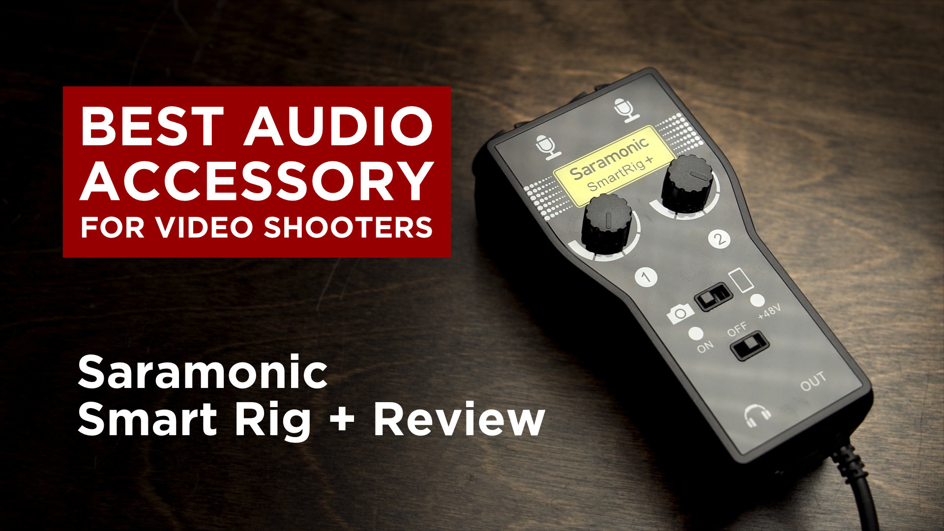 Best Audio Accessory For Your Camera!
