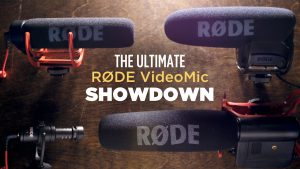 Ultimate RODE VideoMic Showdown! Find Out Which Microphone is Best for You