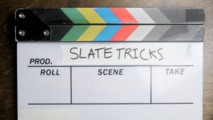 8 Video Production Slate Tricks