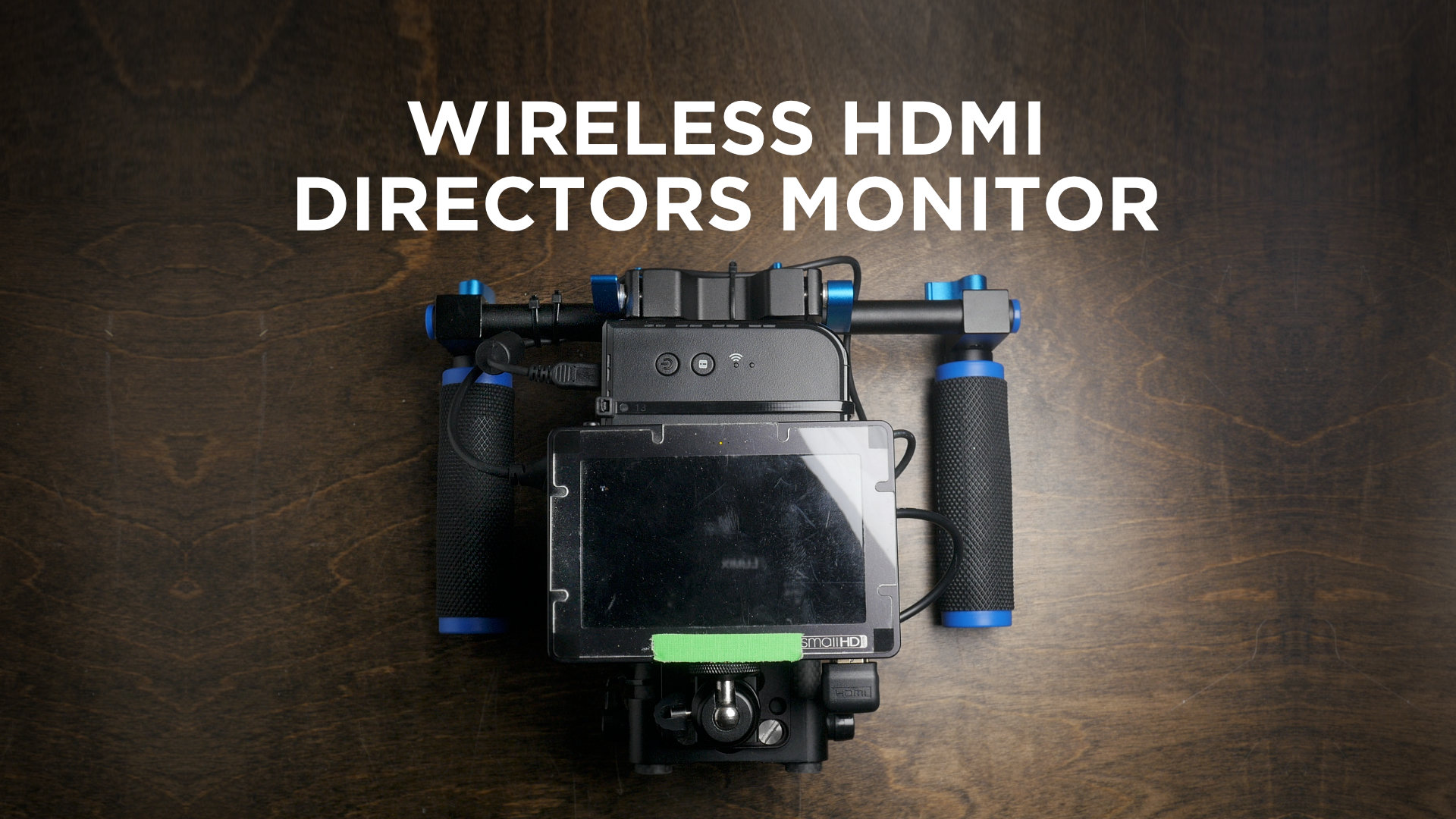 Nyrius Aries Pro Wireless HDMI Review + DIY Director Monitor Rig!