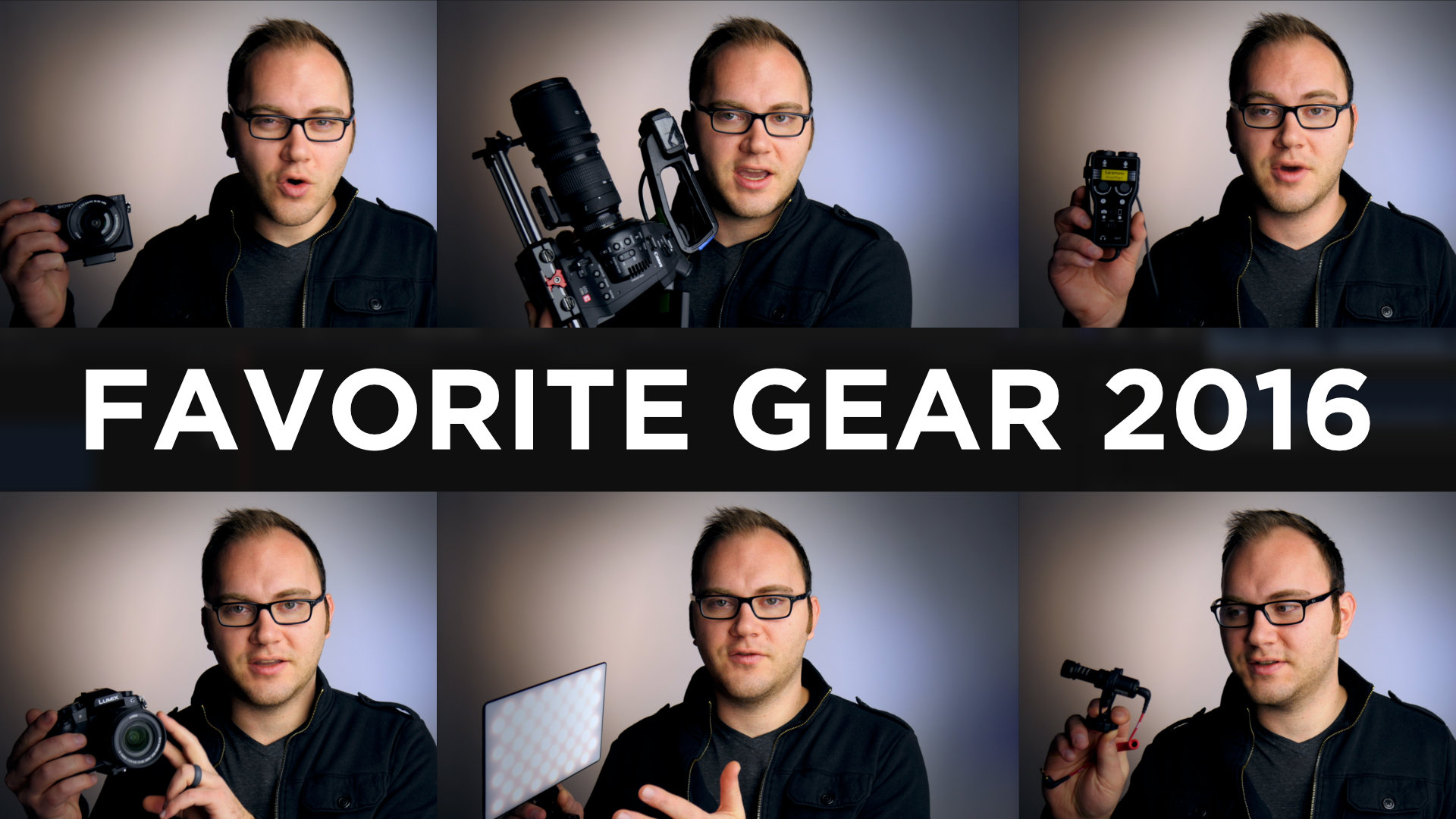 Favorite Gear From 2016