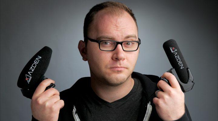 Stereo VS Mono Microphones: Azden SMX-30 Review