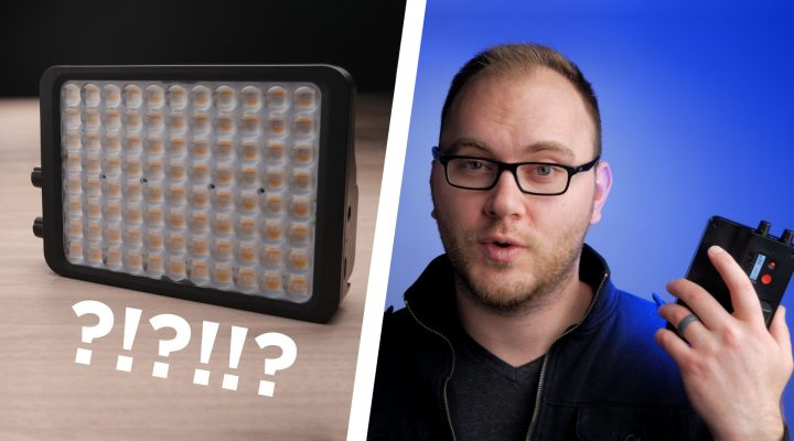 Luxli Viola LED Light Review