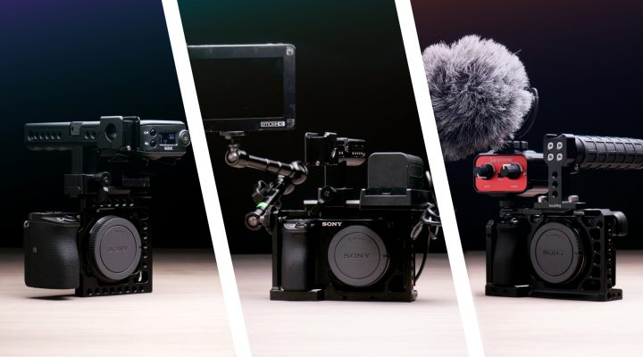 Top 3 Sony a6500 Cages Under $100!