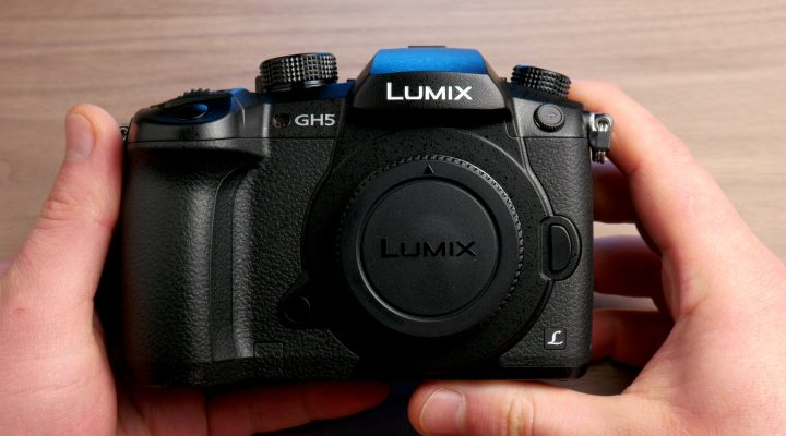 GH5 First Impressions Video Review