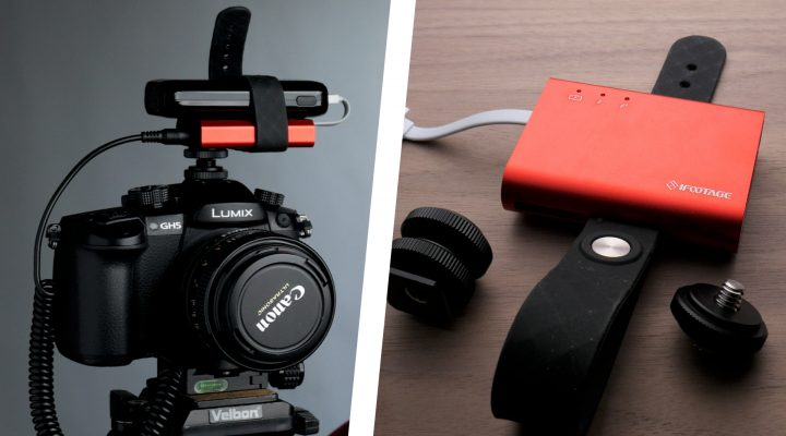 Budget USB Power Option for Any Camera