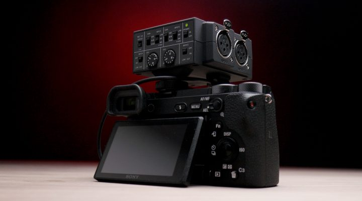 Slick $220 Camera Preamp on a Budget: Saramonic MixMic