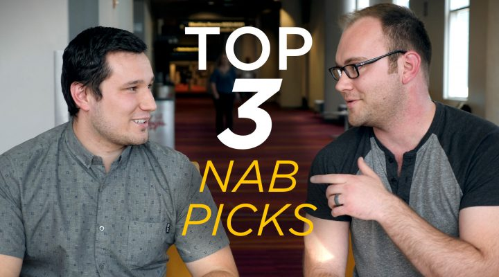 Top 3 NAB Picks with Max Yuryev!