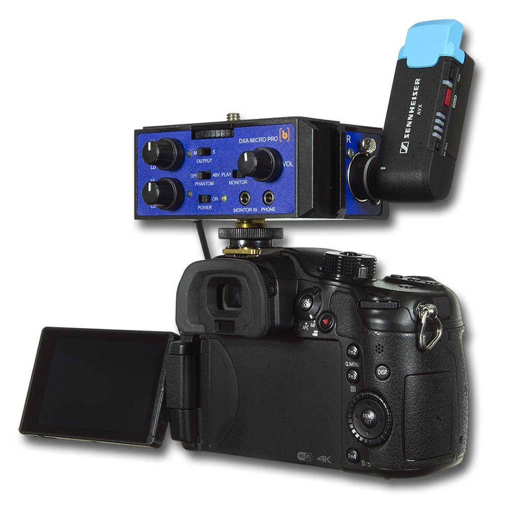 The Camera Preamp That Covers All the Bases