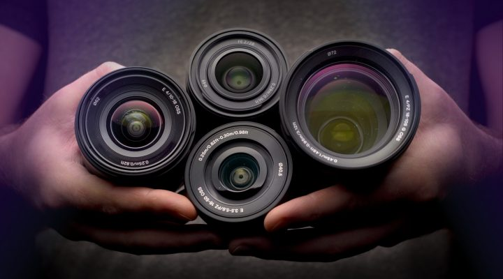 My Favorite Sony Lenses for Video