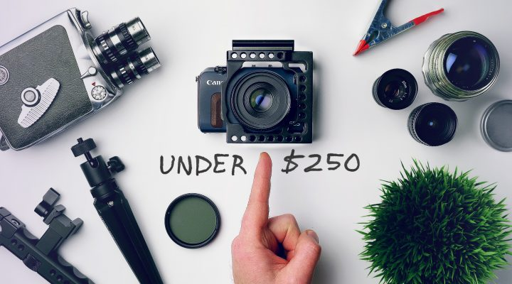 Tiny Cinema Camera Kit for Under $250 – EOS-M Video Review