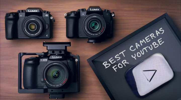 Best Cameras For Youtube – 9 Reasons I Recommend Panasonic 4K Cameras