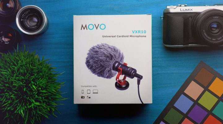 Great $40 Camera Microphone for Vlogging/Youtube – Movo VXR10 Review