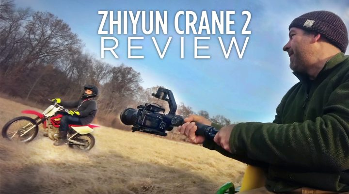 Zhiyun Crane 2 vs Off-Roading! Full Review